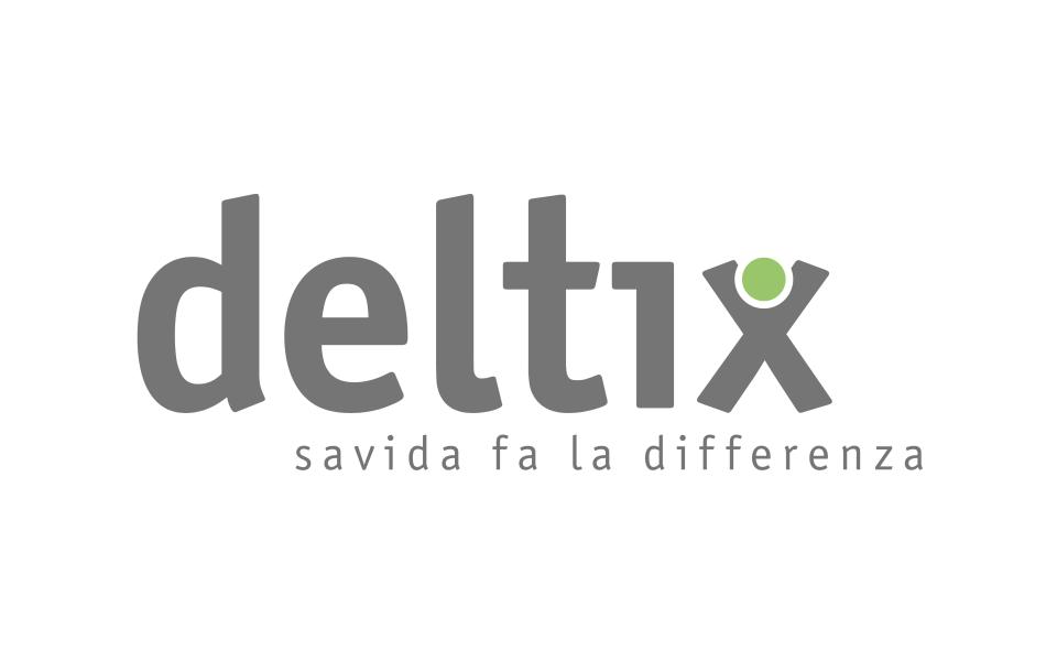 Logo deltix sa